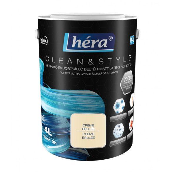HÉRA CLEAN&STYLE CREME BRULÉE 4L