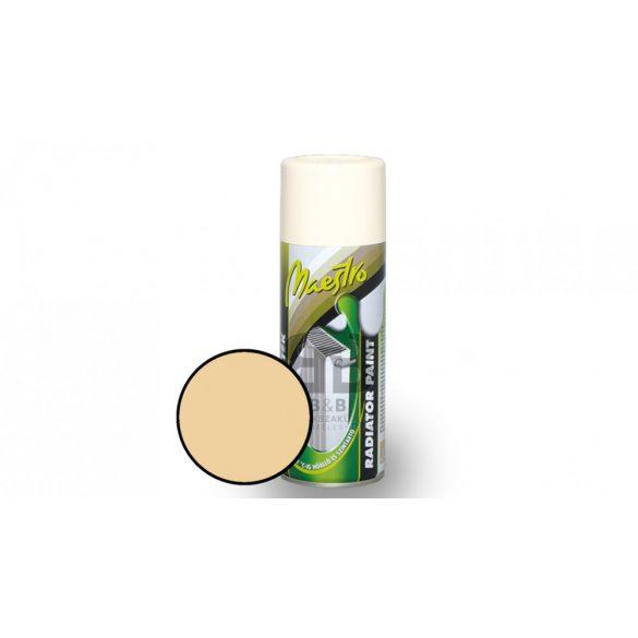 Maestro Radiátor spray beige 400ml 1039