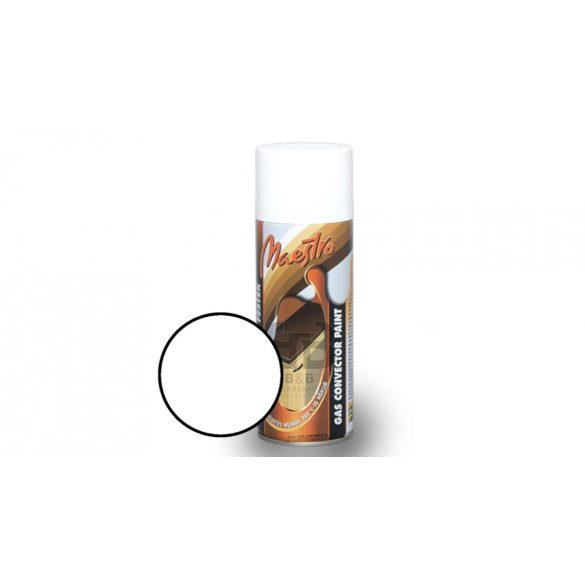 Maestro Gázkonvektor spray fehér 400ml 9016