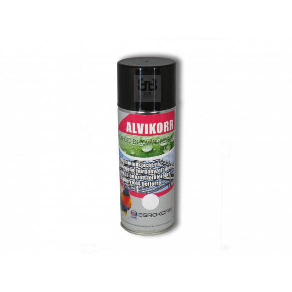 Alvikorr Spray fehér RAL 9016 400ml