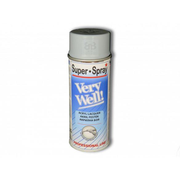 Very Well RAL 7001 ezüstszürke festék spray 400ml