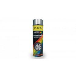 MOTIP Keréktárcsa festék ezüst 400ml