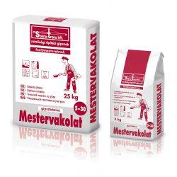 Széria mestervakolat (5-30 mm) 25kg