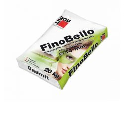 Baumit FinoBello Beltéri Gipszes Glettanyag Fehér (0-10 mm)  5kg