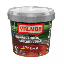 VALMOR Flexibilis Padlóbevonat Bazaltszürke 1L