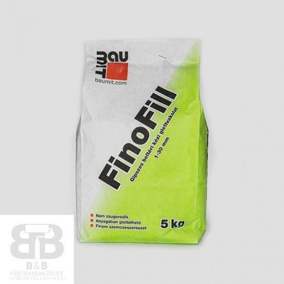 Baumit FinoFill Beltéri Gipszes Glettvakolat  (1-30 mm) 5kg