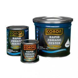 COROR Rapid zománc Sötétszürke 0,75L