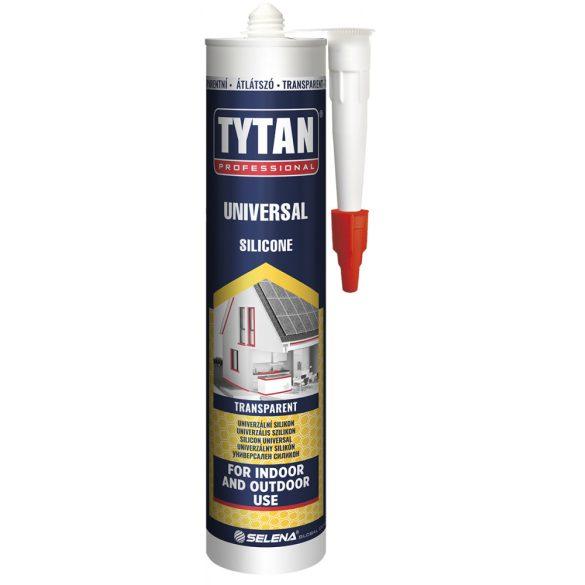 TYTAN Professional Univerzális Szilikon Fekete 280ml