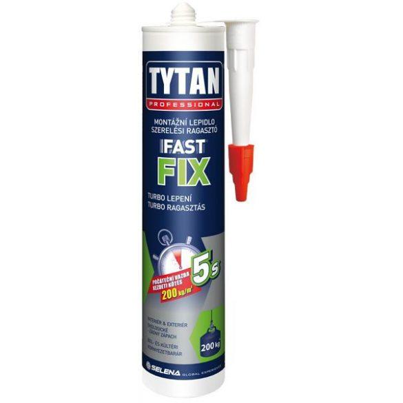 TYTAN Professional Szerelési Ragasztó FastFIX 310ml Fehér Tytan Professional 310ml
