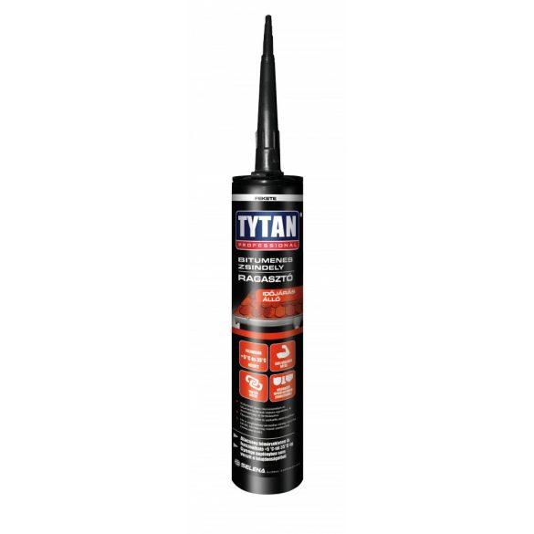 TYTAN Professional Zsindely Ragasztó és Tömítő Fekete 310ml