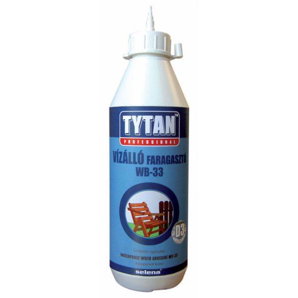 TYTAN Professional Vízálló Faragasztó WB-33 750g