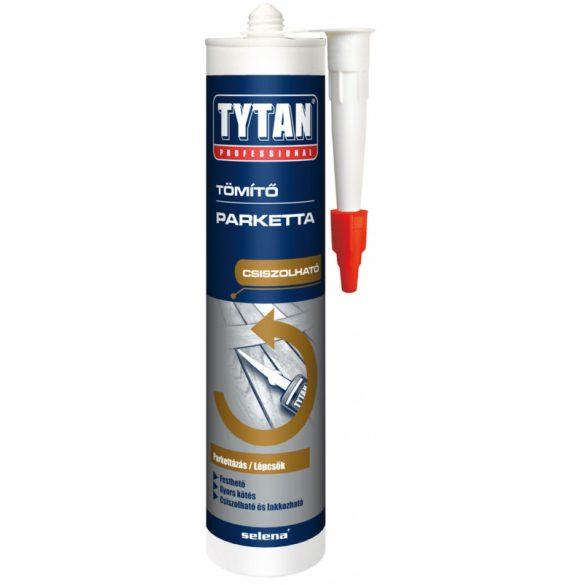 TYTAN Professional Fa és Parketta Tömítő Sötétszürke Tölgy 310ml