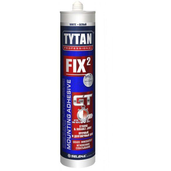 TYTAN Professional  Fix2 GT Szerelési Ragasztó 290ml