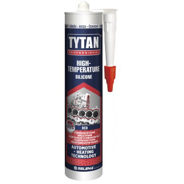 TYTAN Professional Hőálló Szilikon Vörös 315°C-ig 310ml