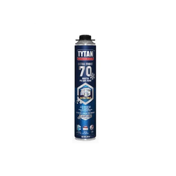 TYTAN Professional Ultra Frost 70 Téli Pisztolyhab 870ml