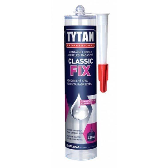 TYTAN Professional Szerelési Ragasztó Classic Fix 290ml