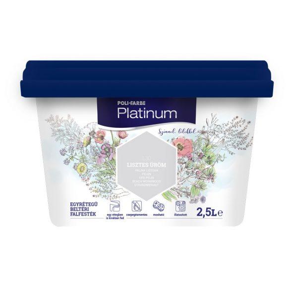 Poli-Farbe Platinum Lisztes Üröm 2,5L