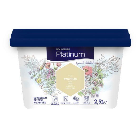 Poli-Farbe Platinum Vasvirág 2,5L