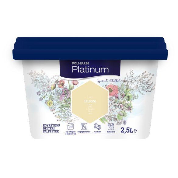 Poli-Farbe Platinum Liliom 2,5L
