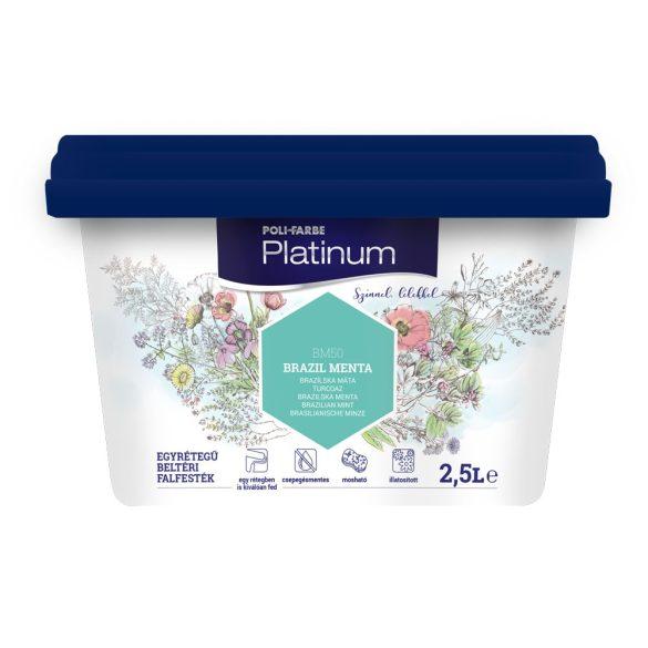 Poli-Farbe Platinum Brazil Menta 2,5L