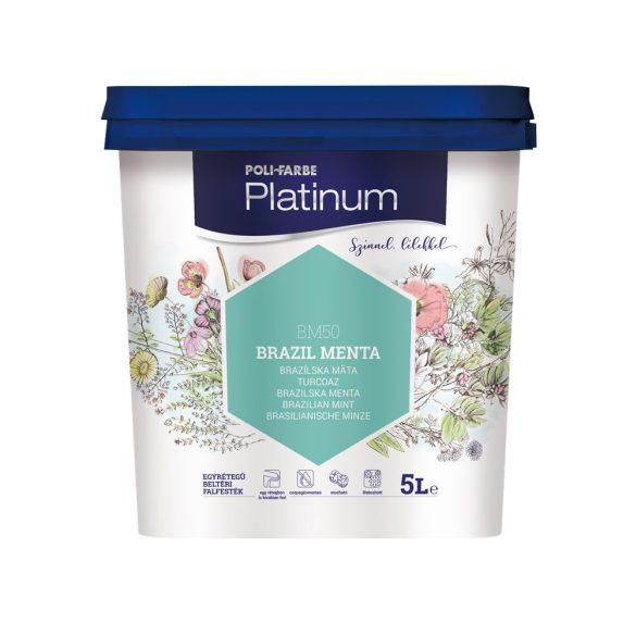 Poli-Farbe Platinum Brazil Menta 5L