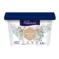 Poli-Farbe Platinum Barna Orchidea 2,5L