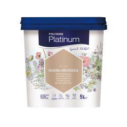 Poli-Farbe Platinum Barna Orchidea 5L