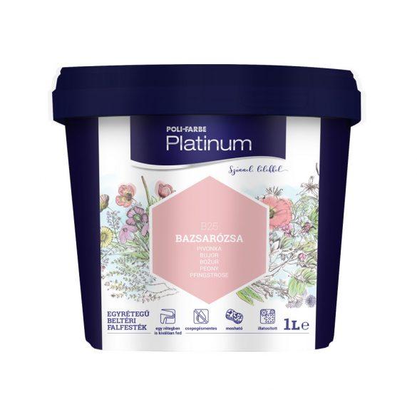 Poli-Farbe Platinum Bazsarózsa 2,5L