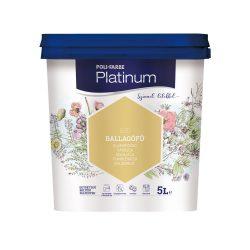 Poli-Farbe Platinum Ballagófű 5L