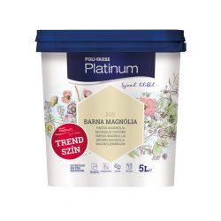 Poli-Farbe Platinum Barna Magnólia 5L