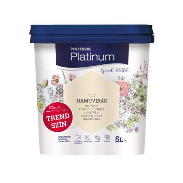 Poli-Farbe Platinum Hamuvirág 5L