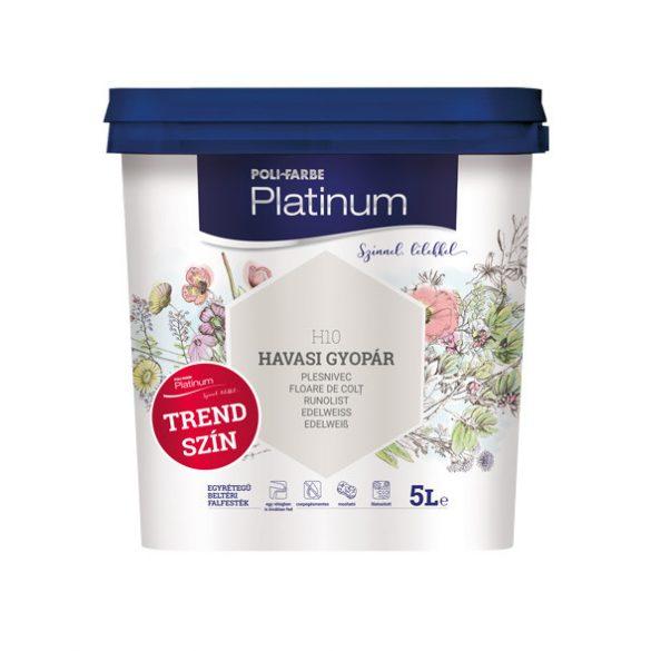 Poli-Farbe Platinum Havasi Gyopár 5L