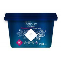 Poli-Farbe Platinum Matt Latex Fehér 2,5L
