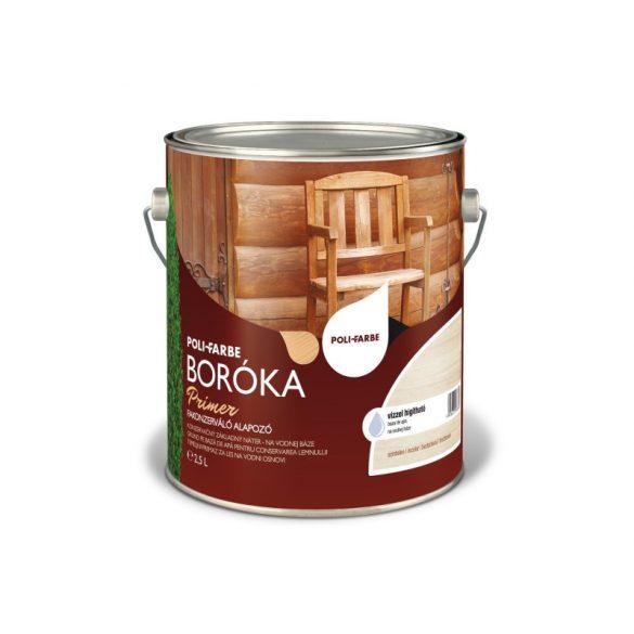 Poli-Farbe Boróka Primer Fakonzerváló Alapozó 2,5L