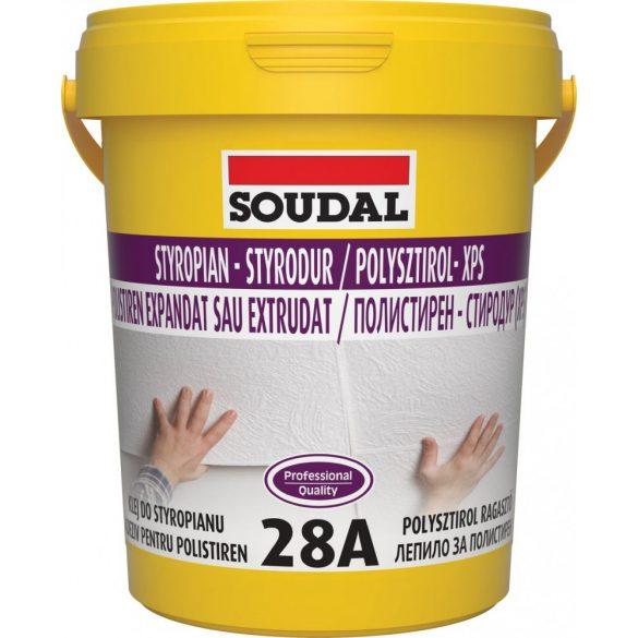 SOUDAL 28A Polystyrol Ragasztó 1kg