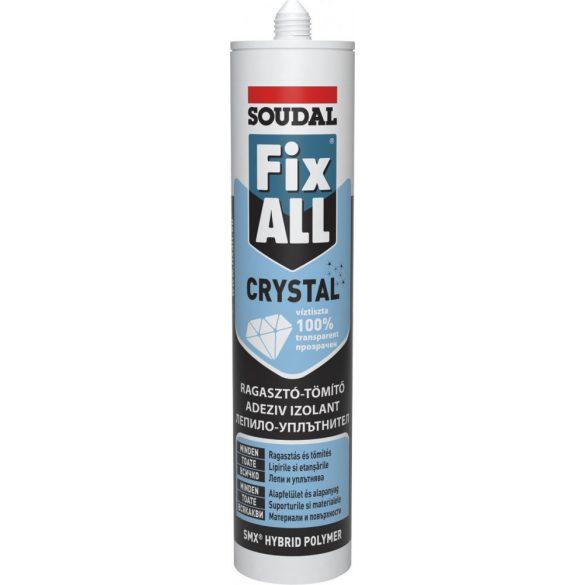 SOUDAL Fix-All Crystal 290ml