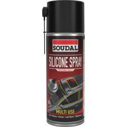 SOUDAL Szilikon Spray 400ml