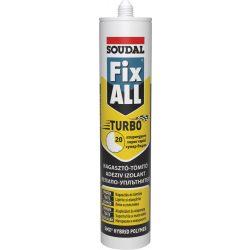 SOUDAL Fix-All Turbo Fehér 290ml