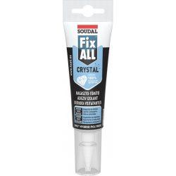 SOUDAL Fix All CRYSTAL 125ml