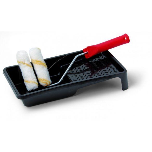 Schuller Goldline HK 10cm SET, fűtőtest henger szett (2db fűtőtest henger + nyél + festékedény)