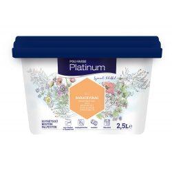 Poli-Farbe Platinum Barackvirág 2,5L