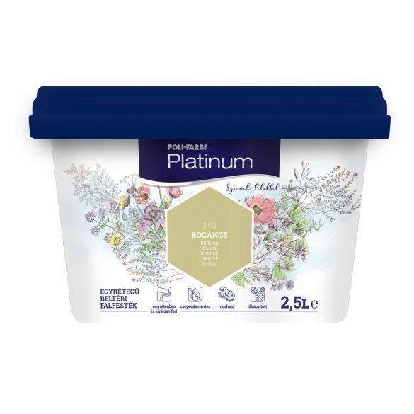 Poli-Farbe Platinum Bogáncs 2,5L