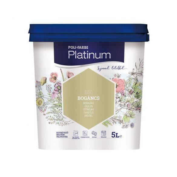 Poli-Farbe Platinum Bogáncs 5L