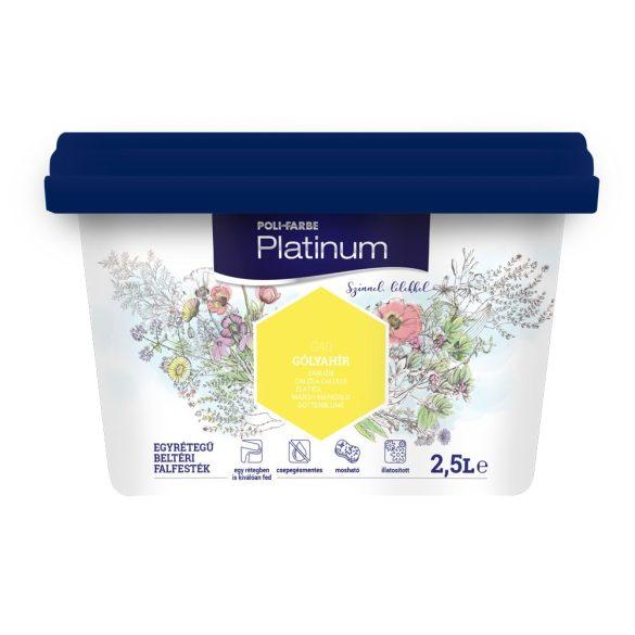 Poli-Farbe Platinum Gólyahír 2,5L