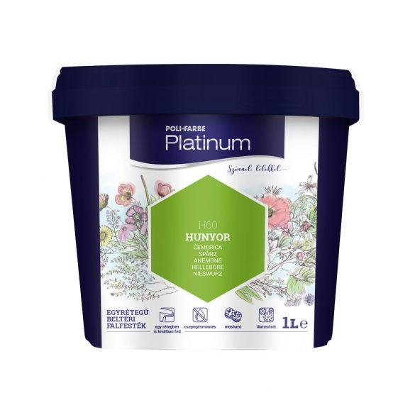 Poli-Farbe Platinum Hunyor 2,5L