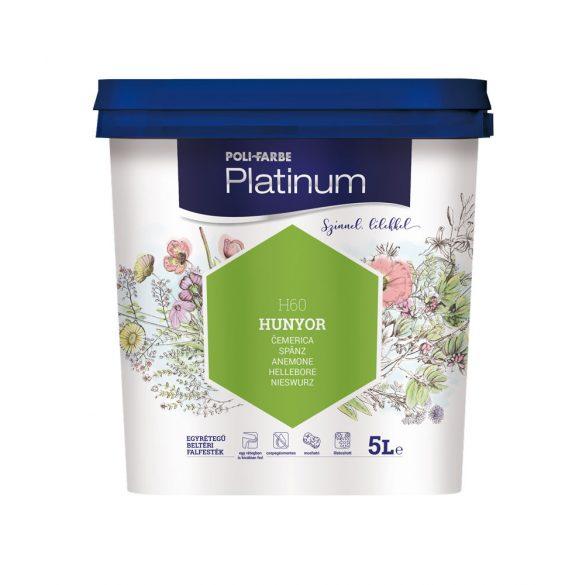 Poli-Farbe Platinum Hunyor 5L