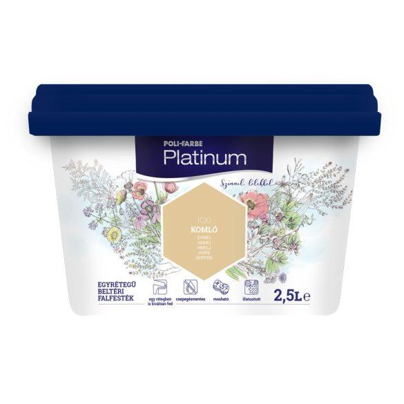 Poli-Farbe Platinum Komló 2,5L
