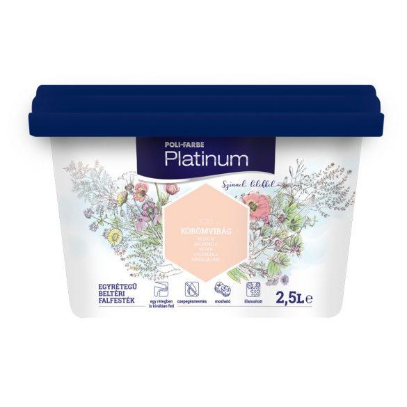 Poli-Farbe Platinum Körömvirág 2,5L