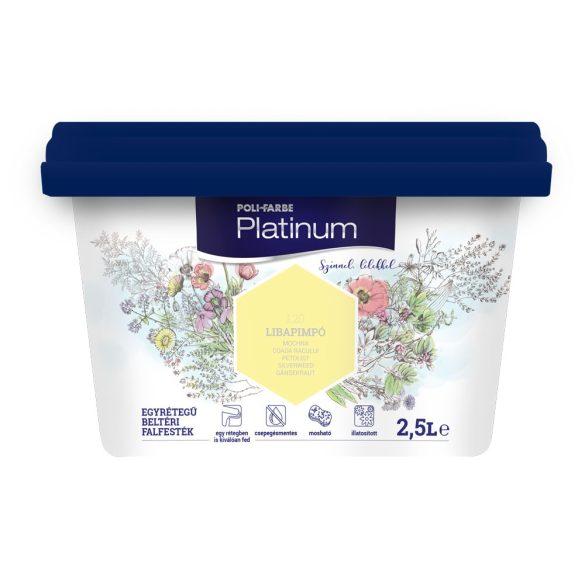 Poli-Farbe Platinum Libapimpó 2,5L