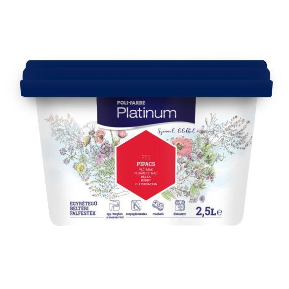 Poli-Farbe Platinum Pipacs 2,5L